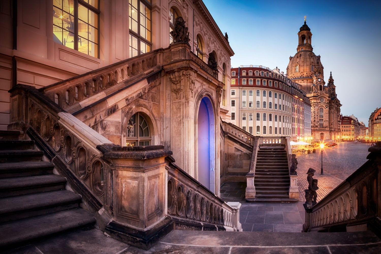 Das Johanneum in Dresden