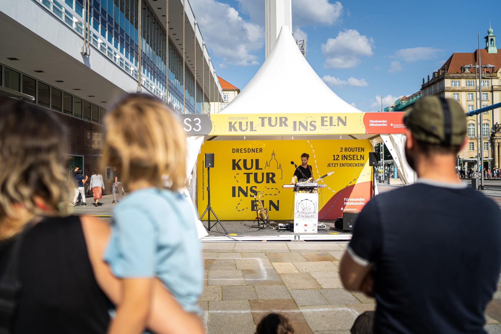 Dresdner Kulturinseln Kulturpalast