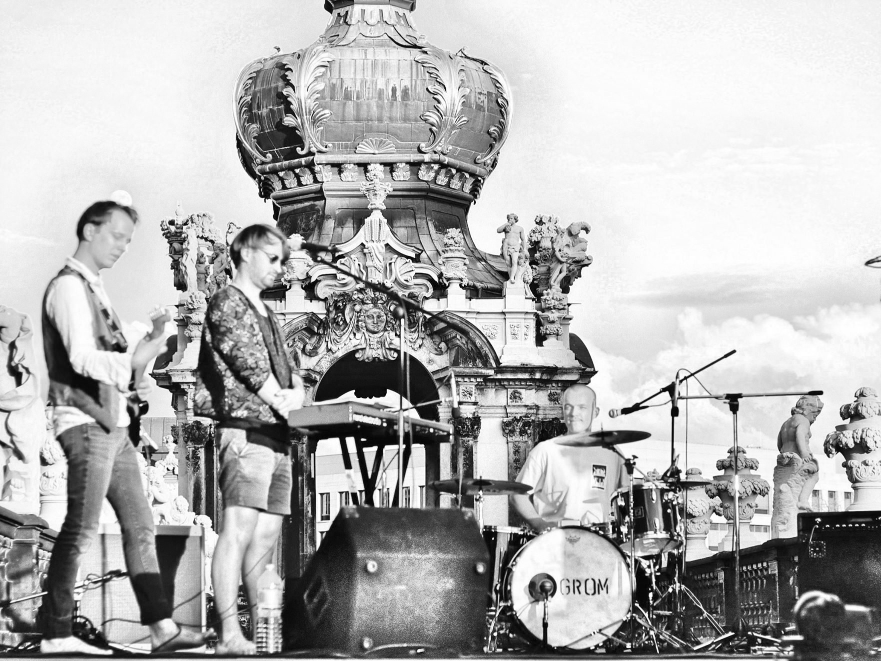 Sommerkonzertwochen Ogrom Circus